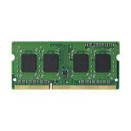 エレコム DDR3メモリモジュール EV1600-N2G(代引き不可) P12Sep14