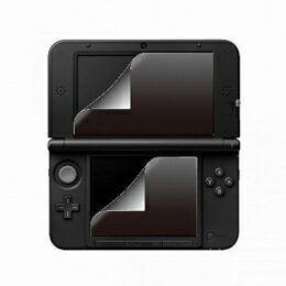 エレコム 3DS LL専用液晶保護フィルム GM-3DSLLFL2(代引き不可) P12Sep14