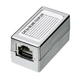 STP用中継アダプタ(エンハンスドカテゴリ5)ADT-EX-STPK サンワサプライ(代引き不可) P12Sep14