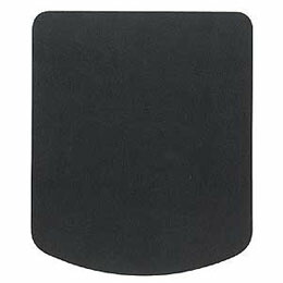 シリコンマウスパッド(ブラック)MPD-OP22BK サンワサプライ(代引き不可) P12Sep14