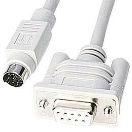 MIDI接続ケーブル(1.8m)KB-MID04-18 サンワサプライ(代引き不可) P12Sep14