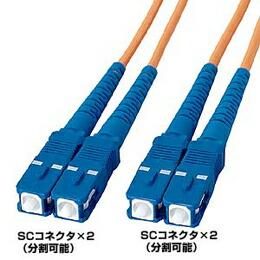 光ファイバケーブル(10m)HKB-CC5-10K サンワサプライ(代引き不可) P12Sep14