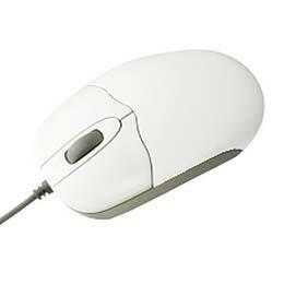光学式マウス(ライトグレー)MA-85HU サンワサプライ(代引き不可) P12Sep14