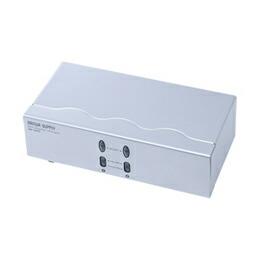 電子式DVIディスプレイ切替器SW-EDV2 サンワサプライ(代引き不可) P12Sep14