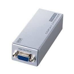 ディスプレイエクステンダー(受信機)VGA-EXR サンワサプライ(代引き不可) P12Sep14