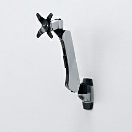 垂直液晶モニターアーム(壁面用、VESA規格)CR-LA1004 サンワサプライ(代引き不可) P12Sep14