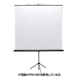 プロジェクタースクリーン(三脚式)PRS-S80 サンワサプライ(代引き不可) P12Sep14