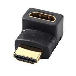 HDMIアダプタL型(上)AD-HD05LU サンワサプライ(代引き不可) P12Sep14