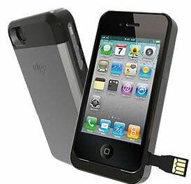 iphone バッテリーケース 充電 iPhone4S/4 バッテリージャケット i616 aigo