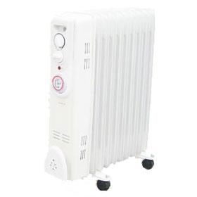 siroca オイルヒーター SOH-214 暖房 省エネ タイマー付 静か P12Sep14