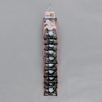 アイリスオーヤマ メントールマスク  ピーチミントM×10 マスク KON-5MM×10(代引き不可) P12Sep14