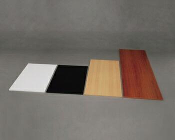 アイリスオーヤマ カラー化粧棚板 化粧棚板 ダークオーク 600×400mm LBC-640(代引き不可) P12Sep14