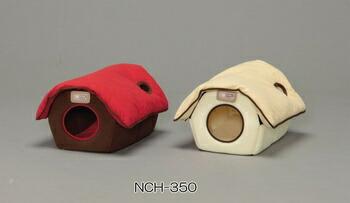 アイリスオーヤマ にゃんこハウス NCH-300 ペットハウス レッドNCH-350(代引き不可) P12Sep14