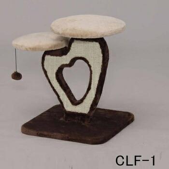 アイリスオーヤマ キャットランド CLF-1,2 キャットランド ブラウンCLF-1(代引き不可) P12Sep14