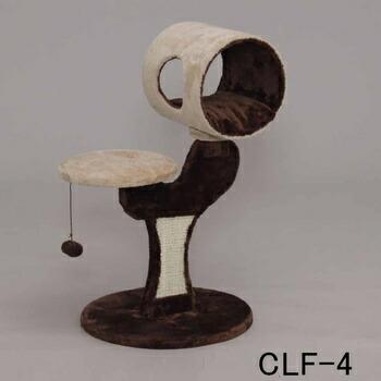 アイリスオーヤマ キャットランド CLF-3,4 キャットランド ブラウンCLF-4(代引き不可) P12Sep14