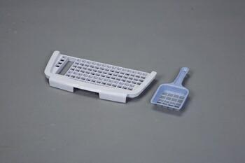 アイリスオーヤマ マット・スコップセット大玉用 TIO-150MS トイレ ブルーTIO-150MS(代引き不可) P12Sep14