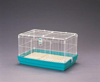 アイリスオーヤマ ラビットケージ  UK-800ワイド 小動物用品 パステルグリーンUK-800ワイド(代引き不可) P12Sep14