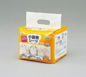 アイリスオーヤマ 小動物シーツ 小動物用品 (30枚)RN-30(代引き不可) P12Sep14