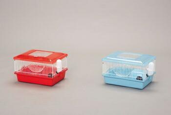 アイリスオーヤマ ハムスターケージ HCK-300 小動物用品 ライトブルーHCK-300(代引き不可) P12Sep14