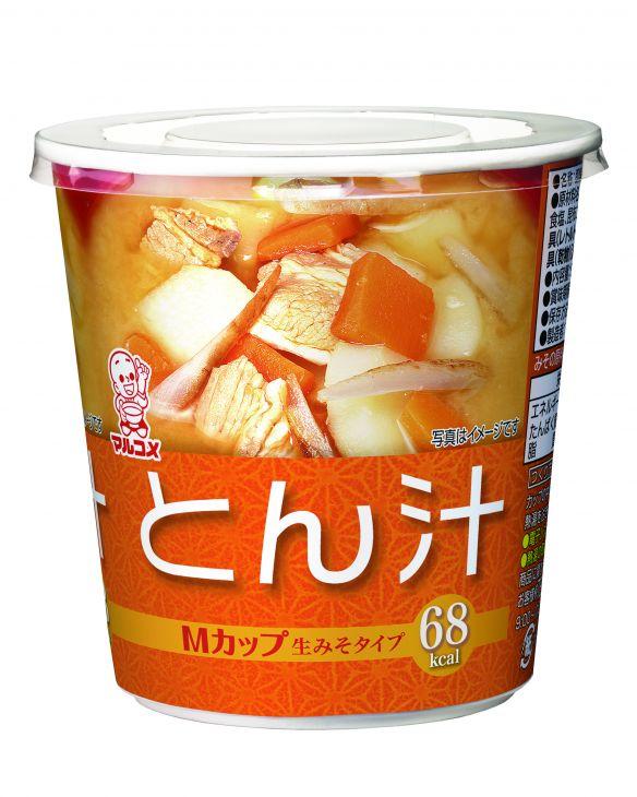 ★★マルコメ Mカップとん汁 1食 ※キーワード 3ケース(代引き不可) P12Sep14