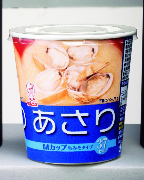 ★★マルコメ Mカップあさり 1食 ※キーワード 3ケース(代引き不可) P12Sep14