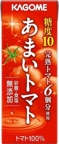 カゴメ あまいトマト 200ml 2ケース(代引き不可) P12Sep14