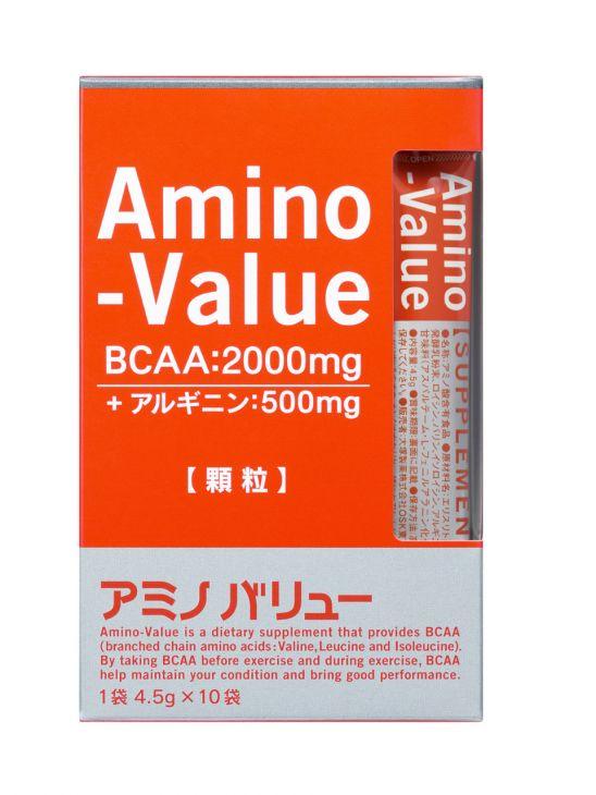 大塚製薬 アミノバリューサプリメントスタイル 4.5g×10袋 1ケース(代引き不可) P12Sep14
