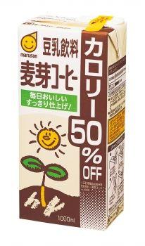 マルサンアイ 豆乳飲料麦芽コーヒー カロリー50%オフ 1000ml 1ケース(代引き不可) P12Sep14