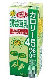 マルサンアイ 調製豆乳カロリー45%オフ 200ml(2ケース) 2ケース(代引き不可) P12Sep14