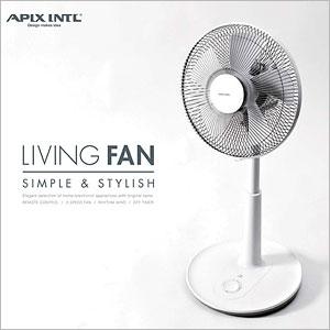 リビングファン 扇風機 リビング扇風機 アピックス P12Sep14