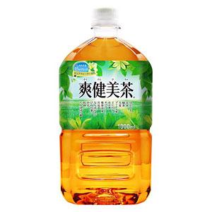 コカ・コーラ 爽健美茶 1L×12本 1ケース (代引き不可) P12Sep14