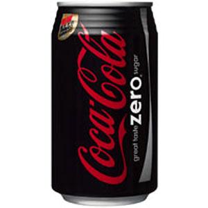 コカ・コーラ ゼロ zero 350ml×24本 1ケース (代引き不可) P12Sep14