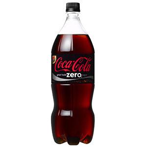 コカ・コーラ ゼロ zero 1.5L×8本 1ケース (代引き不可) P12Sep14