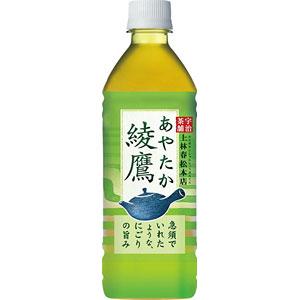 コカ・コーラ 綾鷹 500ml×24本 1ケース (代引き不可) P12Sep14
