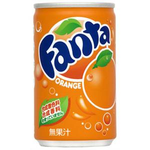 コカ・コーラ ファンタ オレンジ 160ml×30本 1ケース (代引き不可) P12Sep14