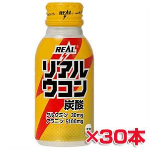 コカ・コーラ リアルウコン 100ml×30本 1ケース (代引き不可) P12Sep14
