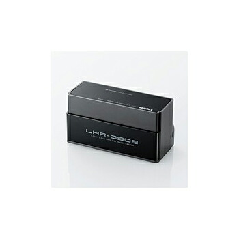 [Logitec ] [eSATA&USB2.0接続モデル]クレードルタイプ HDDリーダー/ライター LHR-DS03SAU2 P12Sep14
