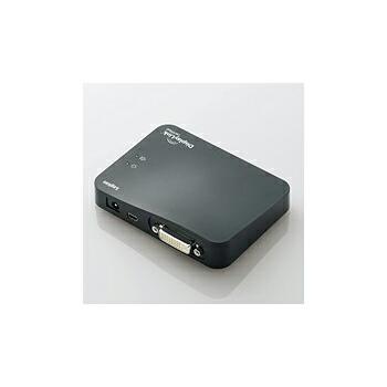 [Logitec ] USBミニドック LDE-FX015UHA P12Sep14