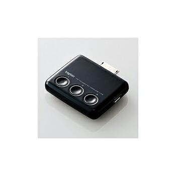 [Logitec ] Walkman用FMトランスミッター LAT-FMWS07BK P12Sep14