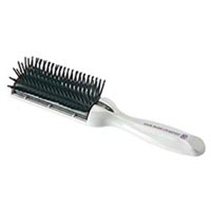 静電気 キューティクル 髪 ブラシ 美容師さんの艶髪ブラシ静電気除去タイプ   0070-2230 P12Sep14