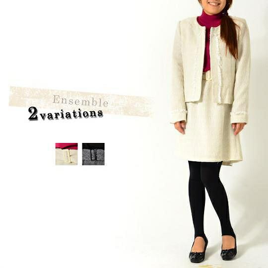 Girls Fashion(ヤスカワ) ジャケット ワンピース アンサンブルスーツ スーツ 11s22016-05  P12Sep14