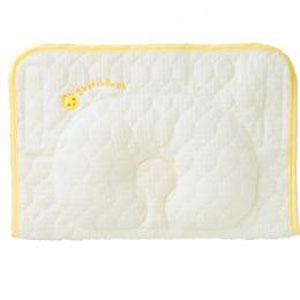 西川産業 babypuff 寝かしつけ枕 ママ楽ね 35×23cm クリーム P12Sep14