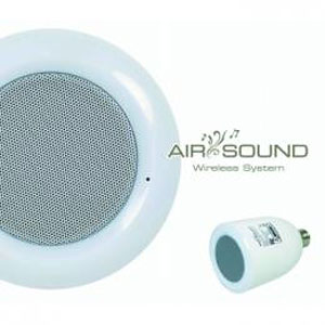 AIR SOUND  LEDライトスピーカー 1個(増設用) P12Sep14