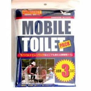 モバイルトイレパック お徳用3コ入り P12Sep14