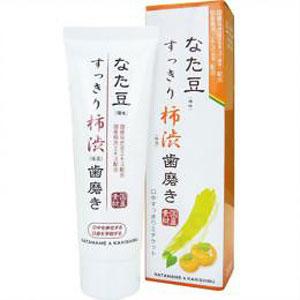 なた豆すっきり柿渋歯磨き粉 120g P12Sep14