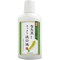 なた豆 すっきり 洗口液(500ml) P12Sep14