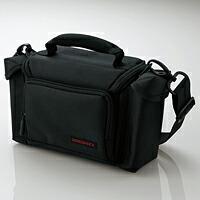 [ELECOM(エレコム)] ZEROSHOCK デジタルビデオカメラケース ZSB-DV003BK(代引き不可) P12Sep14