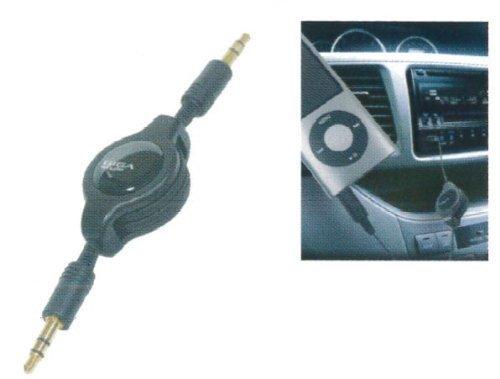 MIRAREED(ミラリード)AUX音楽コード ブラック(GS118) P12Sep14
