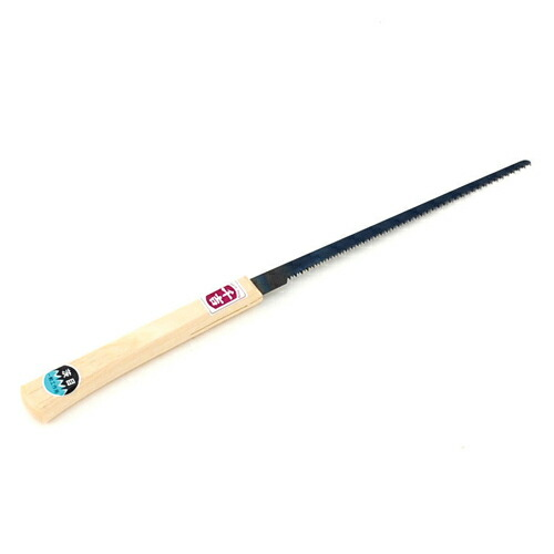 千吉・挽廻鋸‐直柄・180MM 大工道具:鋸:挽廻鋸(代引き不可) P12Sep14