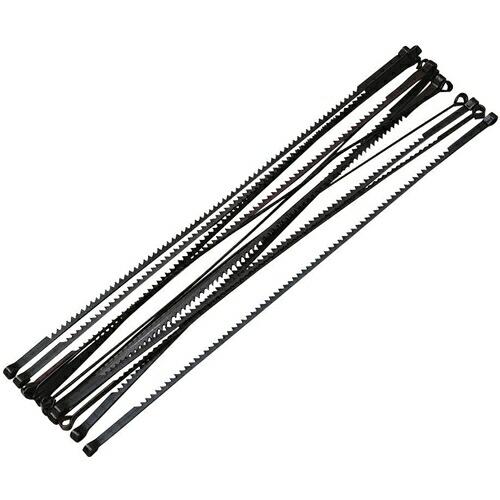 EB−SK11・糸のこ替刃‐12枚入り・ECSB-1 大工道具:鋸:糸のこ(代引き不可) P12Sep14